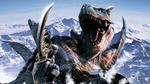 Гиф gif Дракон в горах рисунок