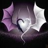 Смайлик Влюблённые драконы аватар