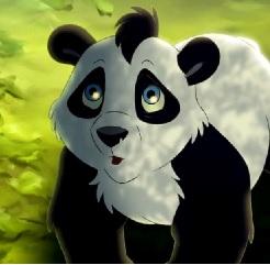 Смелый-большой-Панда