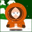 Картинка Кени. Южный парк анимация